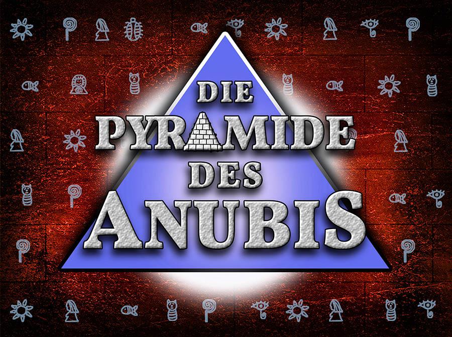 Die Pyramide des Anubis