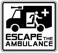 Escaperoom Raunheim - Escape the Ambulance - Logo