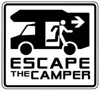 Escape the Camper - Logo